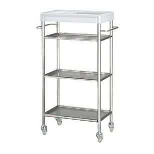 The GRUNDTAL Cart | 15 IKEA Products That Will Transform Your Tiny Dorm Room