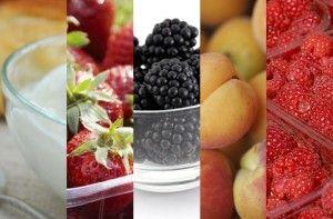 Breakfast under 100 calories - Mixed berries, apricot and Greek yogurt - goodtoknow