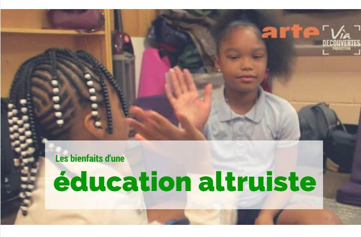 Vive la révolution altruiste : les bienfaits d'une éducation altruiste et empathique