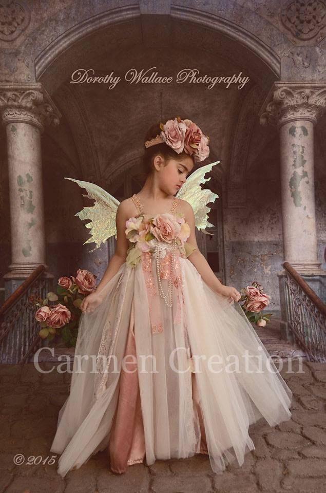 819061e9098 Dorothy Fairy Dress | Kids | Fairy dress, Dresses, Garden dress