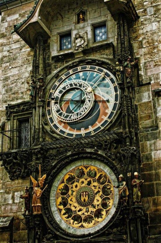 The Prague Astronomical Clock, Czech Republic- Been: Town Squares, Time Squares, Czechrepubl, Funny Pics, Old Town, Prague Czech Republic, Places, Prague Astronomers, Astronom Clocks