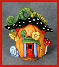 Clay Magic - Cute little house