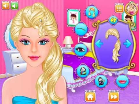Sisters Spa Salon | Princess Baby Girl Game - Baby Games To Play Fun