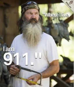 Yup, true story. Where I live 911 would take about 20 minutes to arrive.