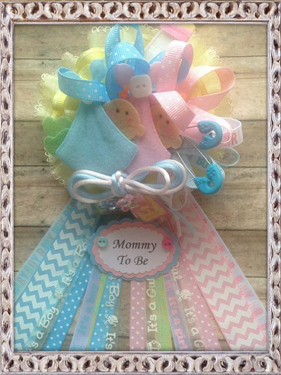 Cute U0026 Adorabl The Cute Baby Shower Twin Babies Mommy To Be Corsage Is  Handcrafted For