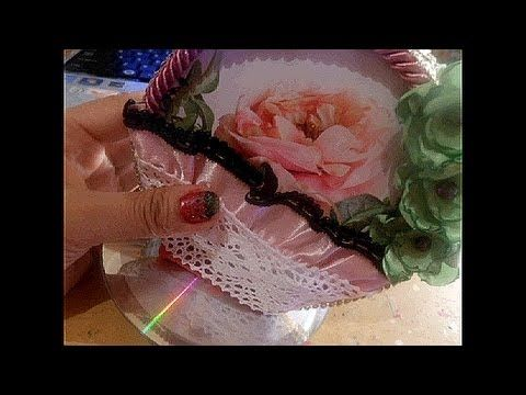 this craft is not a project to sale just want to reduce my old Cd`s..