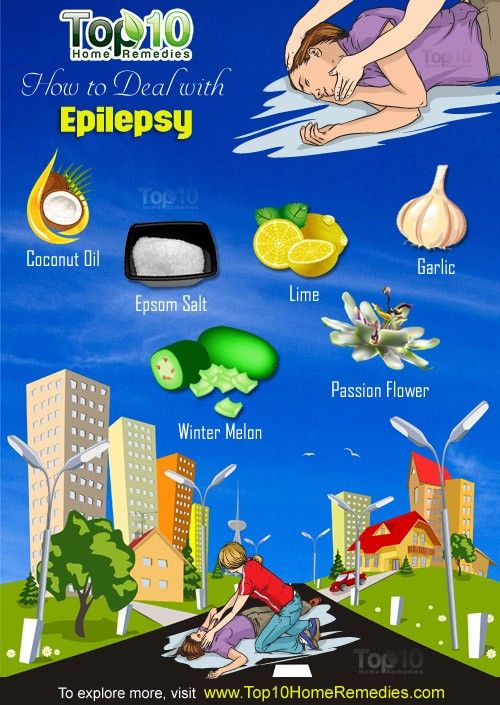 how to deal with epilepsy