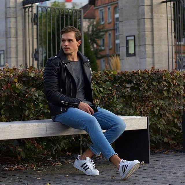 Macho Moda - Blog de Moda Masculina: Looks Masculinos com Adidas Superstar, pra inspirar!