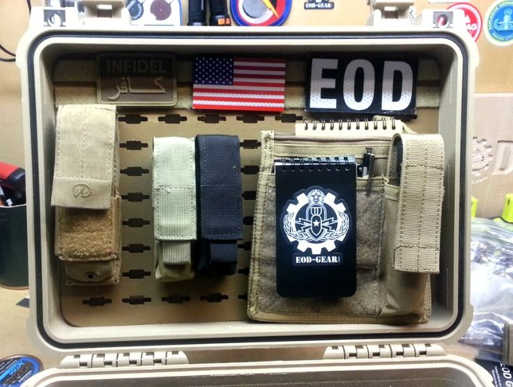 Pelican Case MOLLE Lid Organizer - Now at EOD Gear!  http://www.eod-gear.com/pelican-case-molle-lid-organizer/