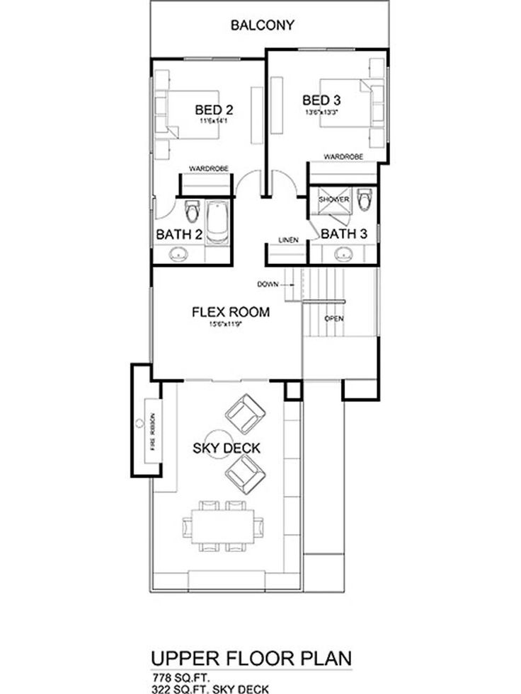 43 best houses images on pinterest floor plans, coastal homes Coastal Ranch House Plans modern style house plan 3 beds 3 5 baths 1990 sq ft plan 484 coastal ranch house plans