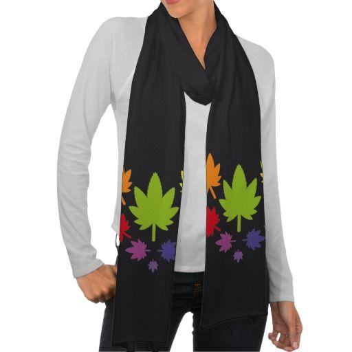 Hoja colores arcoiris vectorial de planta. Cannabis. Plant. Producto disponible en tienda Zazzle. Vestuario, moda. Product available in Zazzle store. Fashion wardrobe. Regalos, Gifts. Link to product:http://www.zazzle.com/hoja_colores_arcoiris_vectorial_de_planta_plant_scarf-256633601750192204?CMPN=shareicon&lang=en&social=true&rf=238167879144476949 #scarf #bufanda #marihuana #cannabis