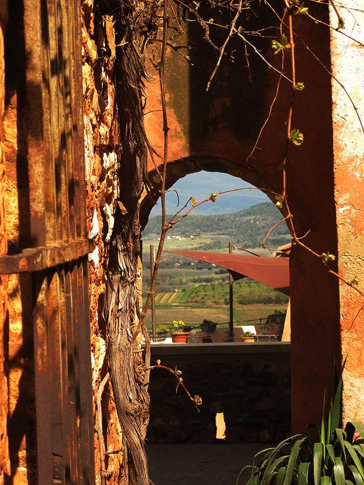 Village - Ocre - Ocher #Luberon #provence
