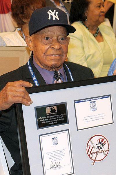 "Emilio ""Millito"" Navarro, first Puerto Rican player in the Negro Leagues"