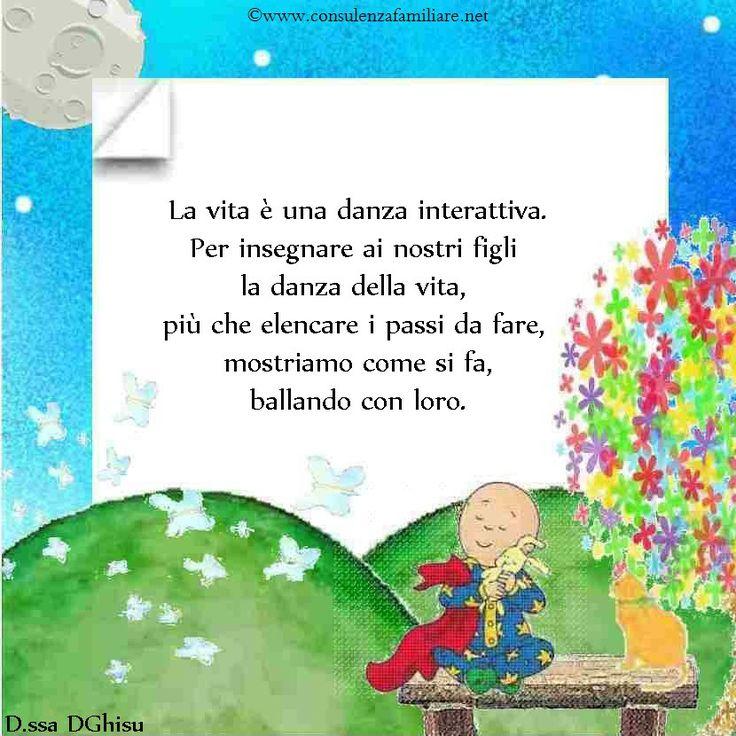 Per imparare la danza della vita, non c'è apprendimento migliore del ballo stesso, fatto insieme!  #famiglia #mamma #bambino #genitori #educazione #mamme #crescita #sviluppopsicoemotivo #papà #infanzia #caregiver #dssaDGhisu