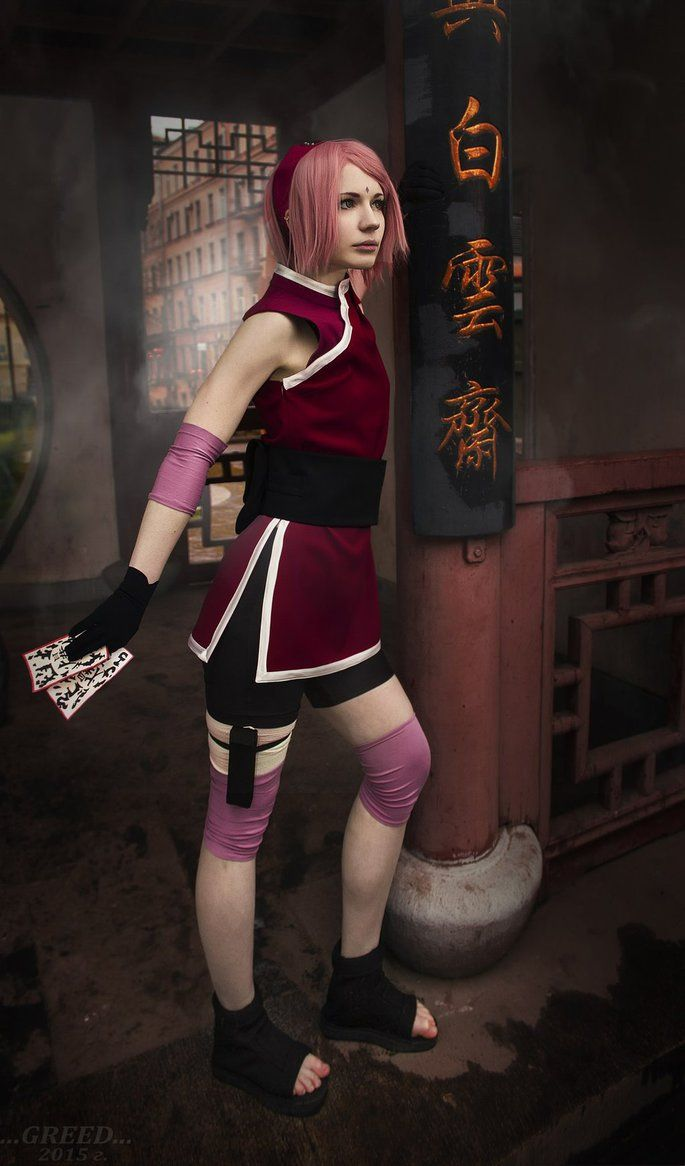 Sakura Haruno - Naruto The Last Movie by Seliverstova on DeviantArt