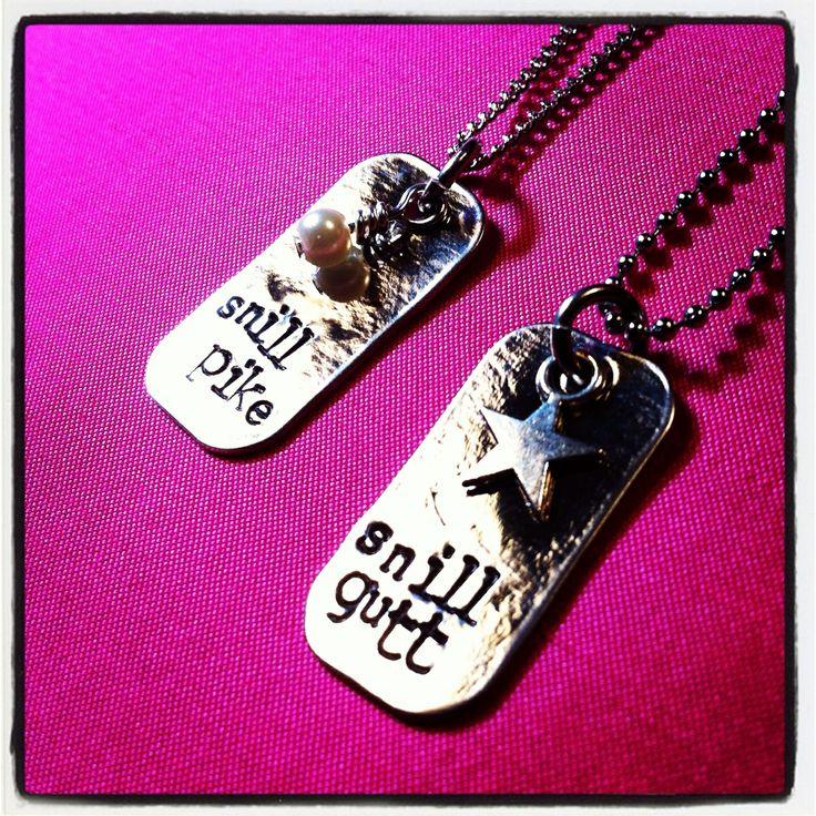 Necklaces steel