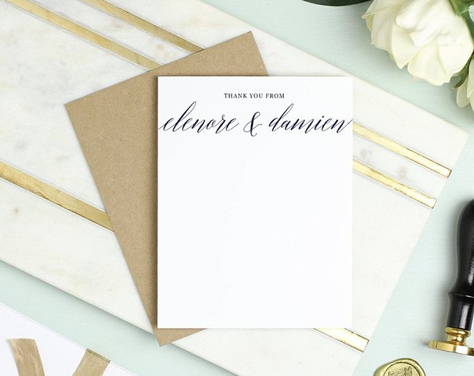 12 best Everly Wedding Card Stock images on Pinterest Wedding - microsoft word thank you card template