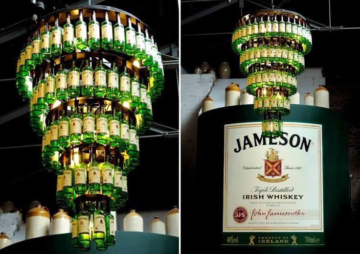Jameson Distillery Tour review http:www.ablondeinanairport.com
