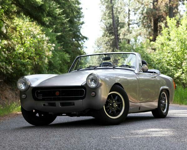Zetec Powered mg midget
