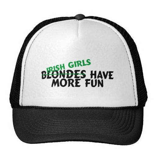 >>>Are you looking for          Irish Girls Have More Fun Hats           Irish Girls Have More Fun Hats This site is will advise you where to buyDiscount Deals          Irish Girls Have More Fun Hats Review from Associated Store with this Deal...Cleck See More >>> http://www.zazzle.com/irish_girls_have_more_fun_hats-148724714301010532?rf=238627982471231924&zbar=1&tc=terrest