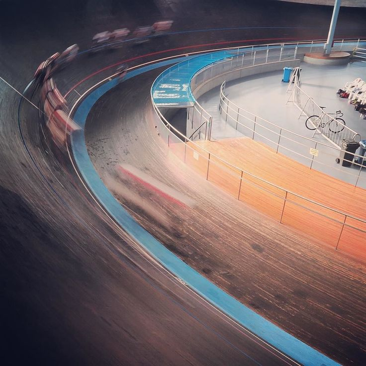 #slow #shutter #speed on the #fast #cycling #track #visitgent #ghent #gent #igbelgium #cyclingphotos