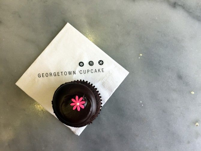6 DC Cupcakes That Will Have You Screaming YASSS