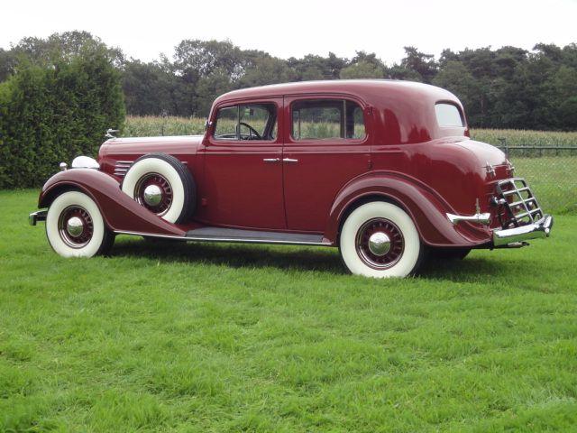1934 Buick Series 60 Club Sedan Buick Automobiles