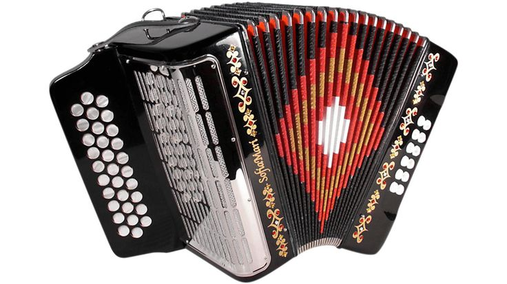 Types Of Accordions Explanation + Visual Guide Button