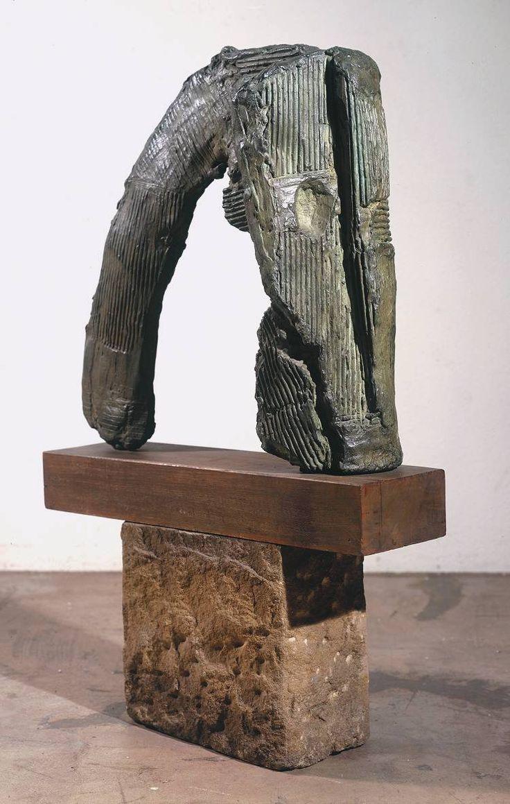 William Turnbull – Horse, 1954