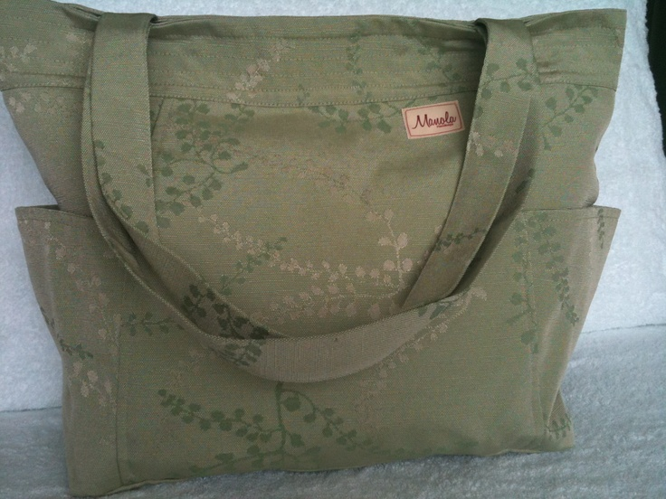 Large casual bag - Beach, Gym, Nappy or Shopping Bag.