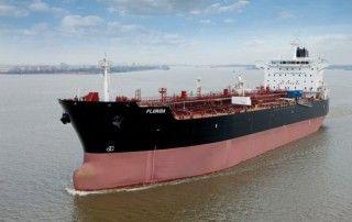 Tanker, MT Florida recently bought KMP