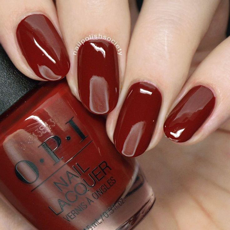 42 einfache Opi Nagellackfarben für den Winterstil – Makeup and Beauty