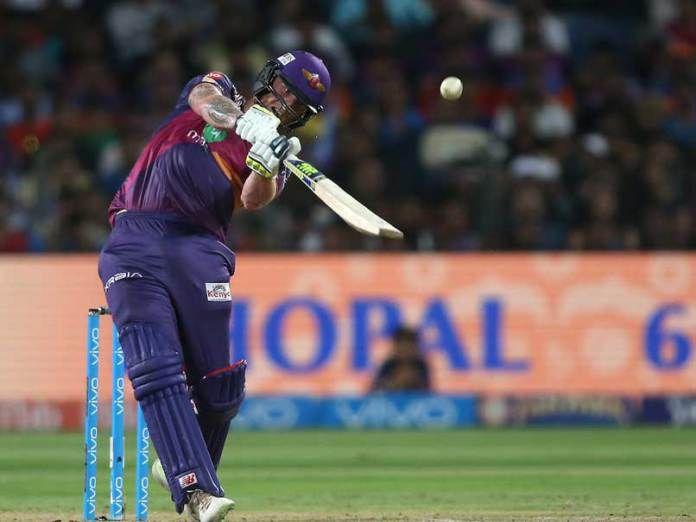 Ben Stokes DArchy Short Jofra Archer Mitchell Starc IPL 2018