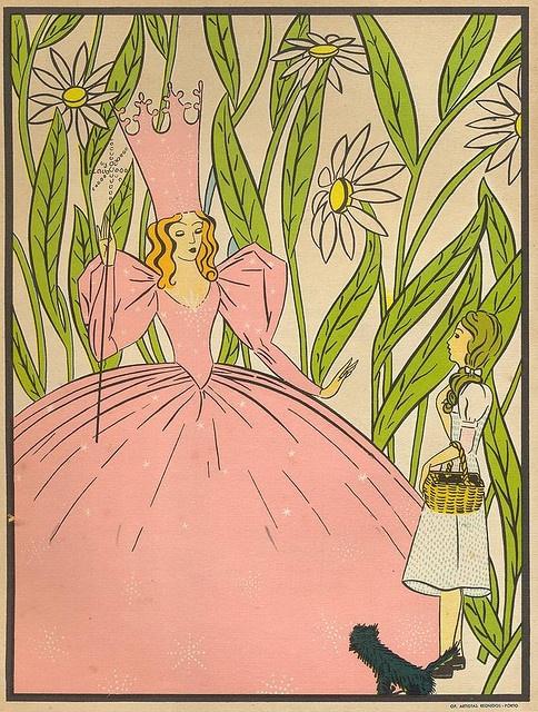 """Hugo Manuel, """"O Feiticeiro de Oz,"""" page 17, 1946 by Gatochy, via Flickr"""
