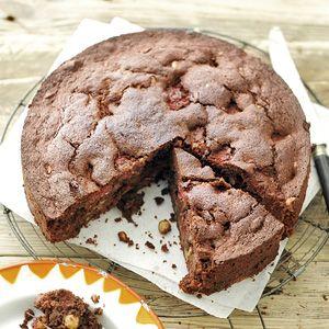 Recept - Chocolade-truffeltaart - Allerhande