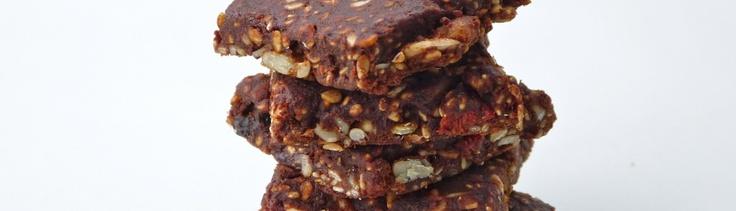 Amazing healthy Chocolate superfudge recipe from raw food chef Rene