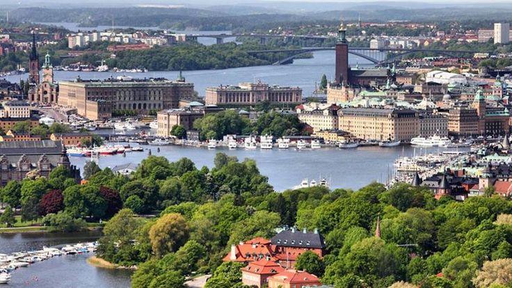 Find out why you should visit Stockholm, Sweden on http://www.goforaholiday.com/hotels/sweden!