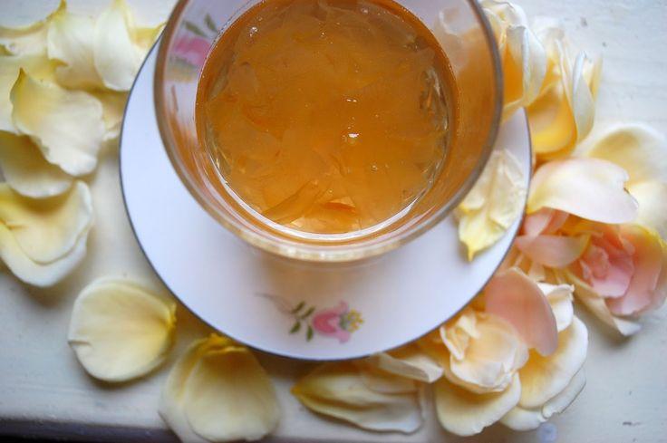 Marmeláda z okvětních plátků růží | Ze zahrady do kuchyně