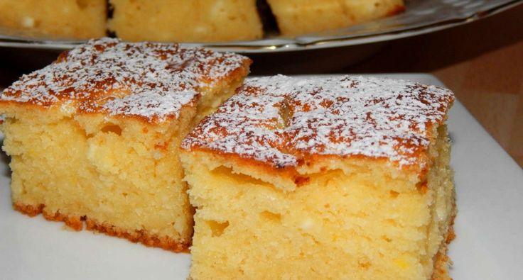 Túrós piskóta recept: Egy gyors, és finom túrós piskóta recept! Egyszerű igazi nagyis sütemény. Nekem nagy kedvencem! Ha valaki szeretné, lehet bele gyümölcsöt is tenni, úgy is nagyon finom.