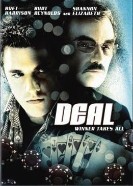 Deal yourself in for high-speed thrills and high-stakes poker action in this triumphant tale of cards and courage starring Burt Reynolds, Bret Harrison and Shannon Elizabeth. Description from swapadvd.com. I searched for this on bing.com/images