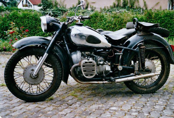 Dnepr K 750 Bj. 1962