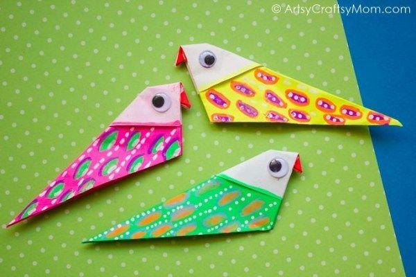 25 unique simple origami for kids ideas on pinterest