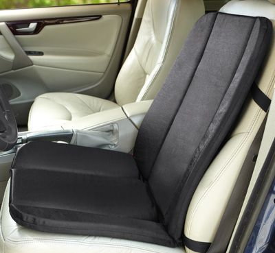 Memory Foam Car Seat Cushion Cover