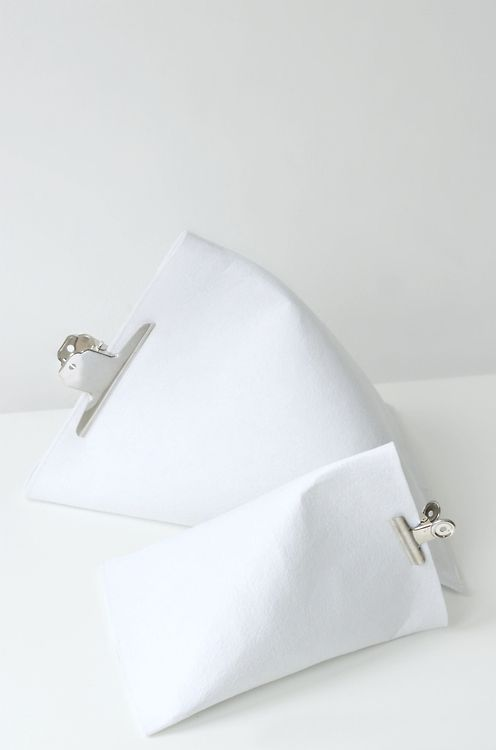 DIY pyramid storage bags, Ivania Di Carpio