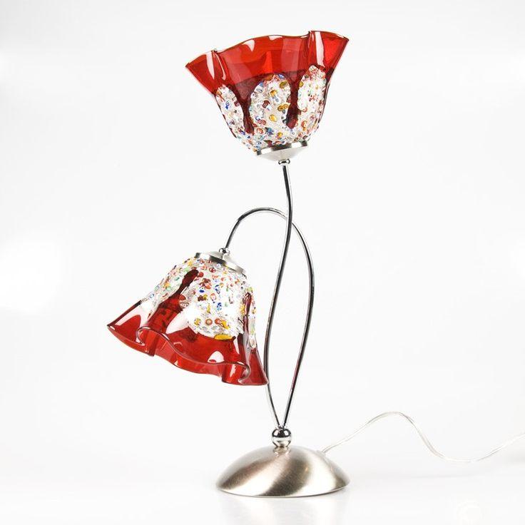 ZOIA LAMP #yourmurano #muranoglass #lamp
