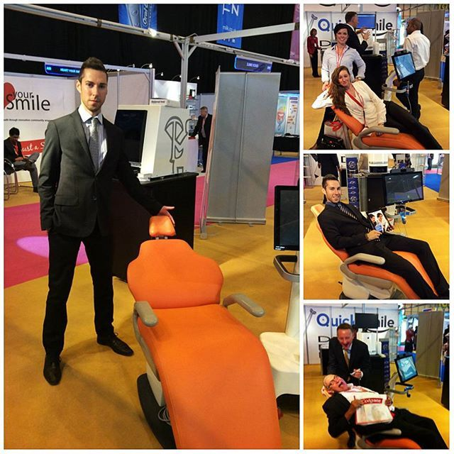 We had a lot of fun at the BDIA! Here are some pictures with the New Idem chair! #BDIA #BDIA2015 #Birmingham #DentalShowcase #dental #NewIdem #Attenborough #CuradenClinic #NewIdemChair #dentalchair
