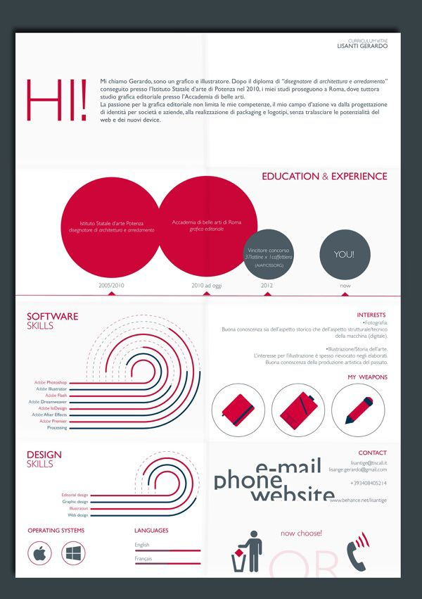 The 25+ best Examples of curriculum vitae ideas on Pinterest - resume interests examples