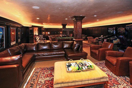 Man Cave Barber Williams Lake : Best images about the ultimate man cave on pinterest