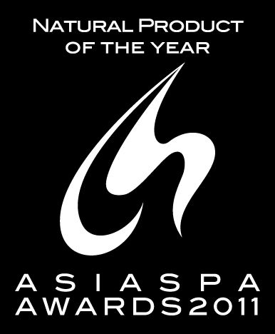 Asia Spa Awards – Natural Product of the Year