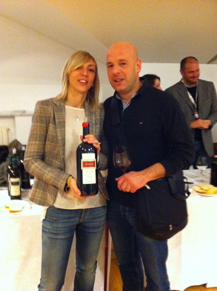 Eccomi al Merano 2012 Wine Festival